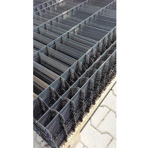 Panel ogrodzeniowy czarny fi4 1230x2500 mm marki Marketstal.pl - sprzedawca