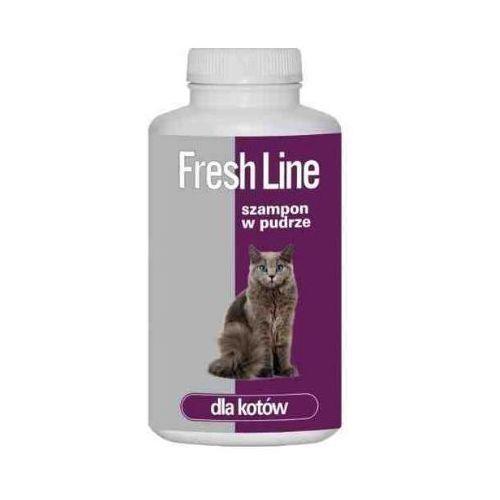 Dr seidla szampon fresh line w pudrze dla kotów 250ml marki Dr.seidel