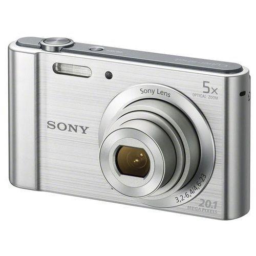 """Sony Cyber-Shot DSC-W800 [ekran LCD 3.0""""]"""