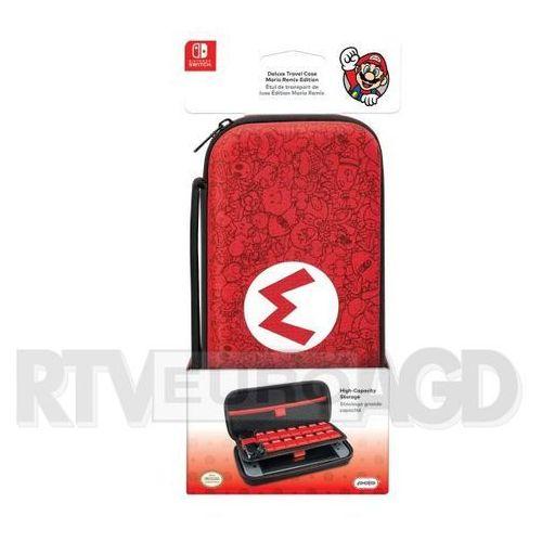 Pdp Etui deluxe travel case - mario remix edition do nintendo switch (0708056063818)