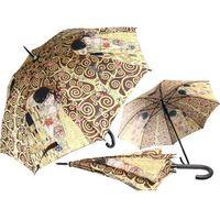 Parasol - G.Klimt Pocałunek + Drzewo