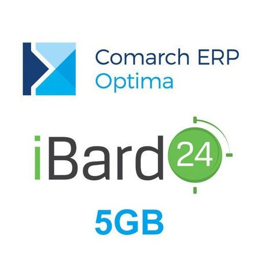 Comarch ERP Optima Automatyczna Kopia Bezpieczeństwa 5GB iBard24