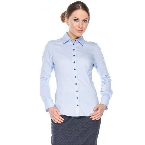 Koszula błękitna - Duet Woman, 1 rozmiar