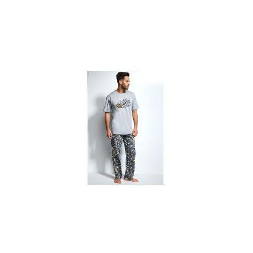 Bawełniana piżama męska 134/121 marki Cornette