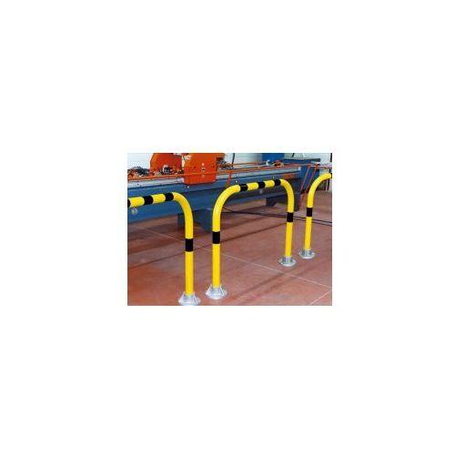 Barierka przemysłowa żółto-czarna - podstawowa marki Procity
