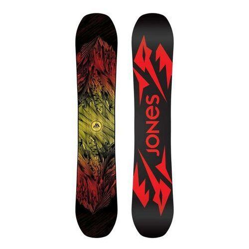 Jones Snowboard - snb mountain twin multi 155w (multi) rozmiar: 155w