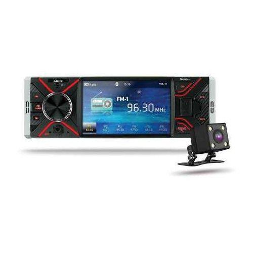 Xblitz Radio samochodowe rf400 cam darmowy transport (5902479671406)