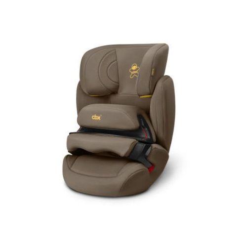 cbx Fotelik samochodowy Aura Truffy Brown - kolor brązowy (4058511272146)