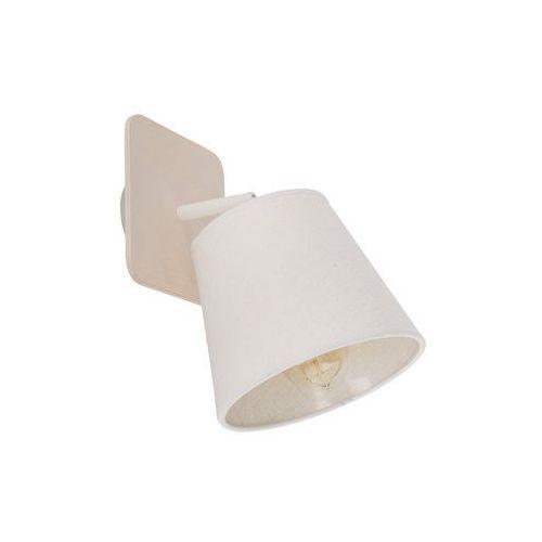 9280 AWINION LAMPA WISZĄCA ABAŻUROWA BIAŁA
