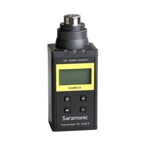 Nadajnik Saramonic TX-XLR9 do bezprzewodowego systemu audio UwMic9 (4897040885973)