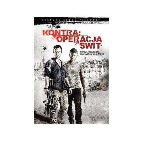 Kontra: Operacja Świt, sezon 1 ( 4DVD) (DVD) - Bill Eagles, Daniel Percival DARMOWA DOSTAWA KIOSK RUCHU (7321909317796)