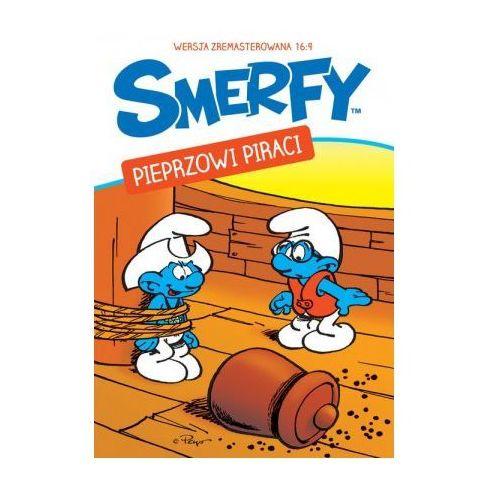 Cass film Smerfy - pieprzowi piraci (5905116012334)