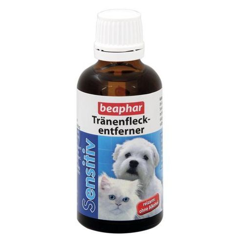 Beaphar Tranenfleckentferner 50 ml - preparat do pielęgnacji okolic oczu i uszu