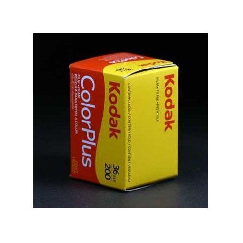 Kodak  plus 200/36 negatyw kolorowy typ 135, kategoria: filmy i klisze