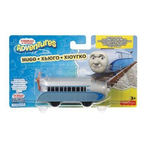 Fisher Price Duża lokomotywa Tomek i Przyjaciele Adventures - Hugo, 5_587247