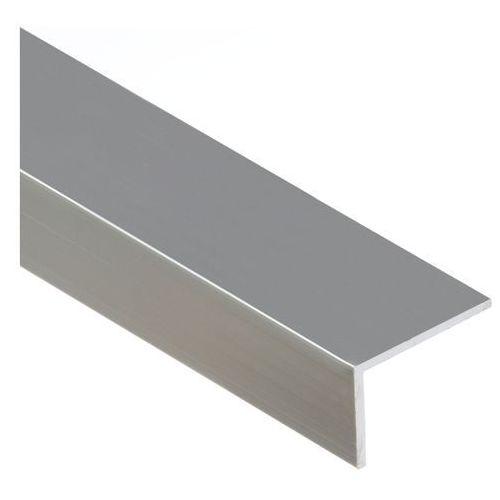 Cezar Kątownik 40 x 20 x 2 mm 1 m aluminium naturalne (5904584864759)