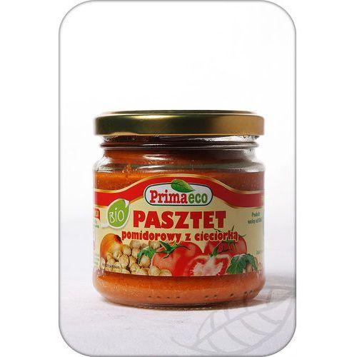 : pasztet pomidorowy z cieciorką bio - 170 g marki Primaeco