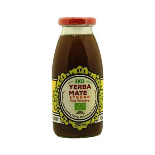 250ml napój yerba mate strong bio marki Dary natury