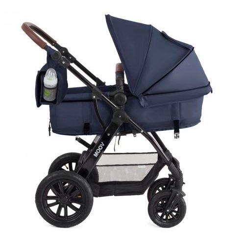 Kinderkraft wózek wielofunkcyjny 3w1 MOOV Navy