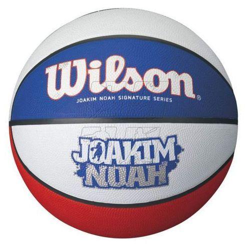 Piłka do koszykówki  joakim noah tricolor wtp000216 od producenta Wilson