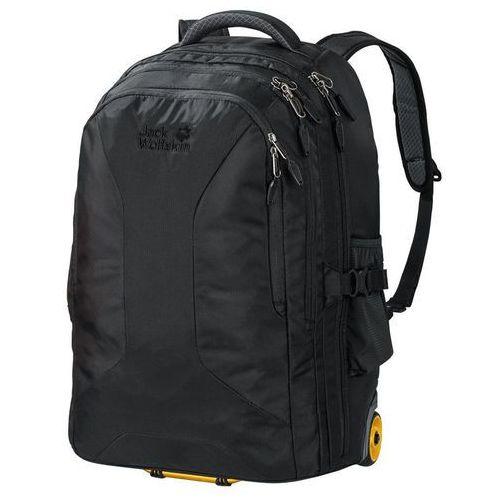 Jack wolfskin weekender 35 walizka czarny 2018 walizki na kółkach