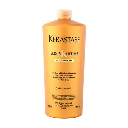 Kerastase Elixir Ultime Oleo Complex - Odżywka do każdego rodzaju włosów 1000ml