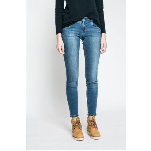 - jeansy scarlett marki Hilfiger denim
