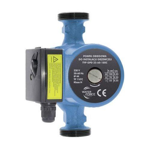 Pompa obiegowa do CO, 0201C