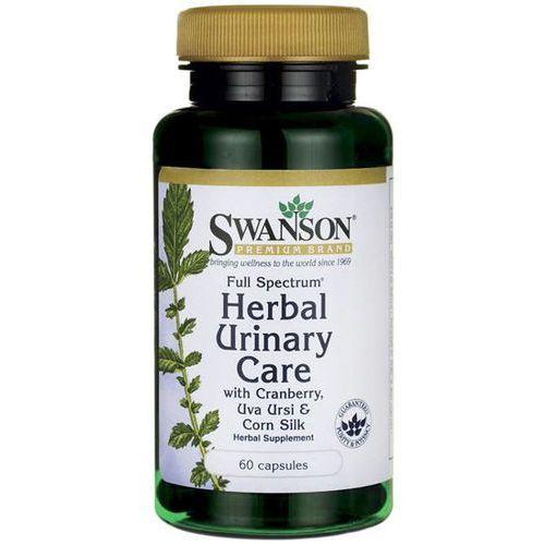 Kapsułki Swanson Herbal Urinary Care 60 kapsułek
