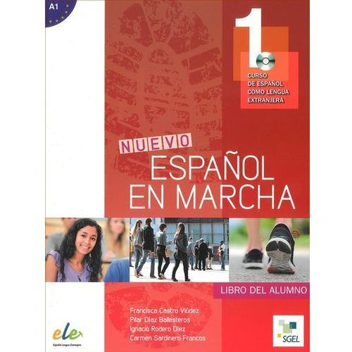 Nuevo Espanol en Marcha 1. Podręcznik + CD (9788497783736)