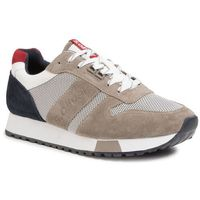 Sneakersy - 5-13614-24 grey comb 201, S.oliver, 41-45