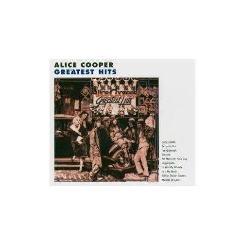 Warner music / warner bros. records Alice cooper - greatest hits (*) (0075992733021)