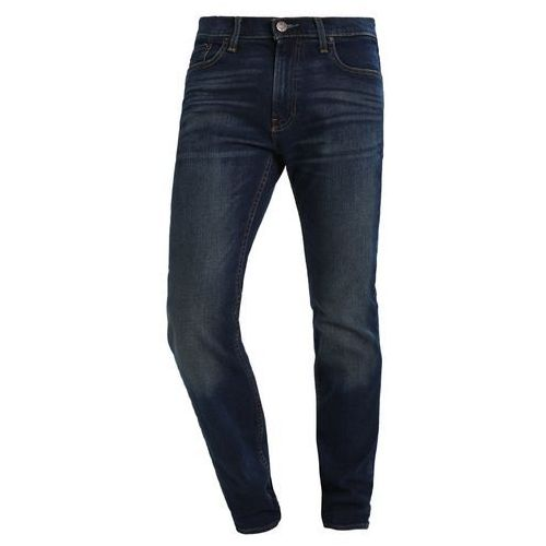 Hollister Co. Jeansy Slim fit blue