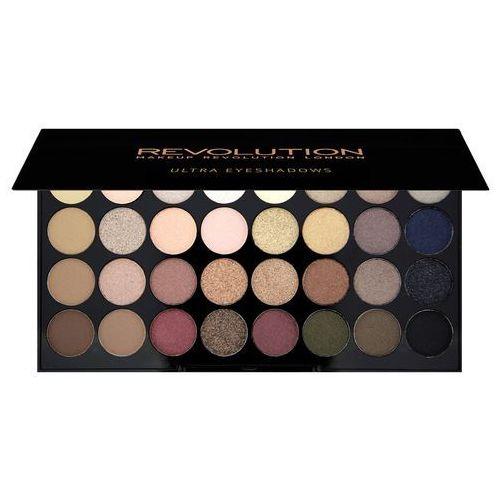 Makeup Revolution Ultra Palette 32 Zestaw cieni do powiek Flawless 16g (32 kolory) (5029066023698)