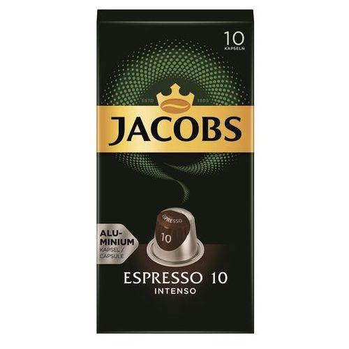 Kapsułki z kawą JACOBS ESPRESSO 10 INTENSO