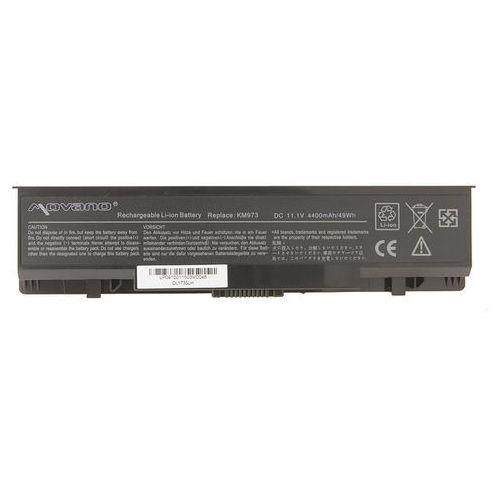 Nowa bateria do laptopa dell studio 1735, 1737 (4400mah) marki Movano
