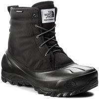 Śniegowce THE NORTH FACE - Tsumoru Boot T93MKSZU5 Tnf Black/Dark Shadow Grey, 40-42.5