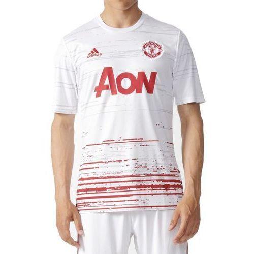 koszulka przedmeczowa manchester united marki Adidas