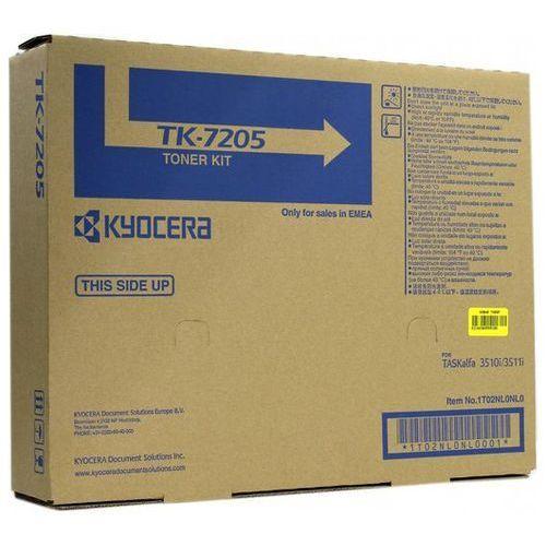 Kyocera-mita Wyprzedaż oryginał toner kyocera tk-7205 do taskalfa 3510i | 35 000 str. | czarny black