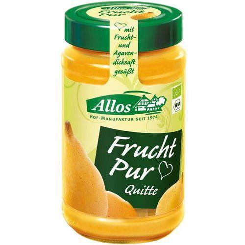Konfitura z pigwy bio 250g- marki Allos