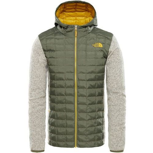 Kurtka The North Face Thermoball GL HD T92U7Z6JX, nylon