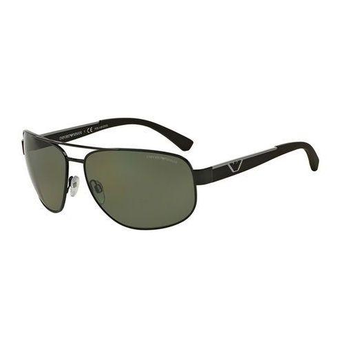 Okulary słoneczne ea2036 polarized 30149a marki Emporio armani