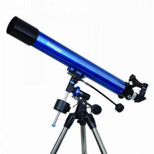 Teleskop refrakcyjny Meade Polaris 80 mm EQ
