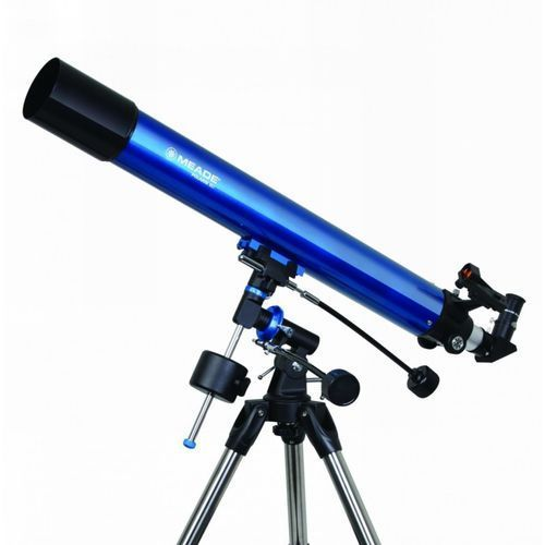 Teleskop refrakcyjny polaris 80 mm eq marki Meade