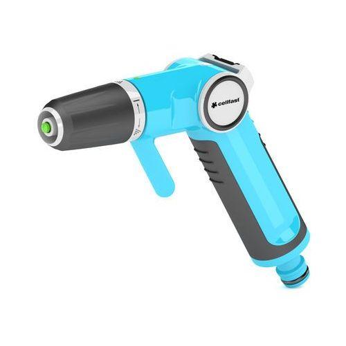 Zraszacz pistoletowy prosty ERGO Cellfast - sprawdź w wybranym sklepie
