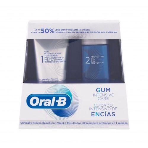 Oral-b gum intensive care zestaw 85 ml unisex
