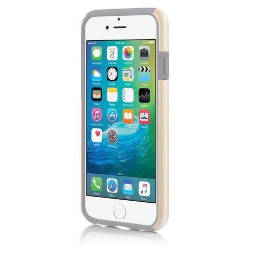 Incipio DualPro Case - Etui iPhone 6s / iPhone 6 (Iridescent Champagne/Gray), kolor szary