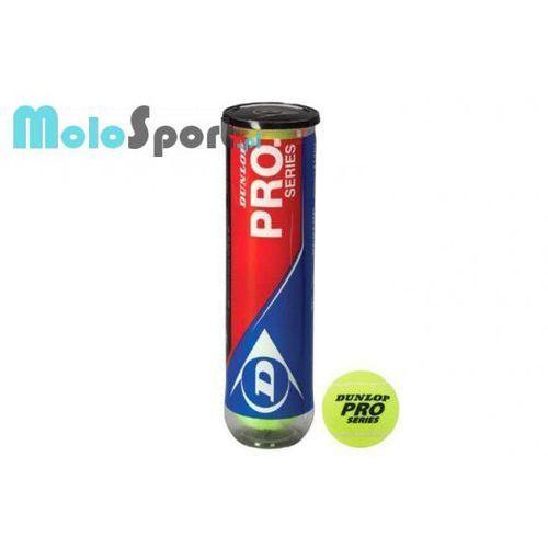 Dunlop Piłka tenisowa  pro series 4 szt