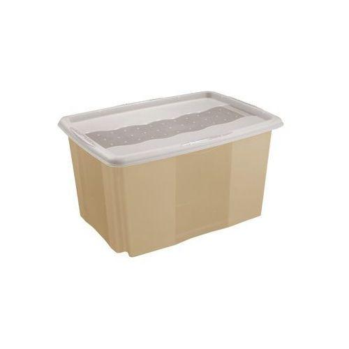 Keeeper Skrzynka nastawna z pokrywą 45 l 55.5 x 40 x 30 cm
