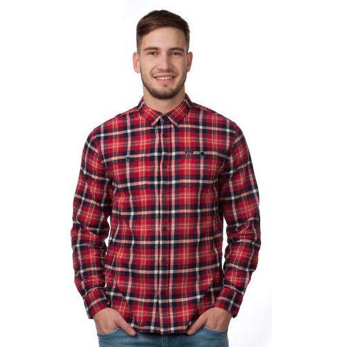 Pepe Jeans koszula męska Yank XXL czerwony